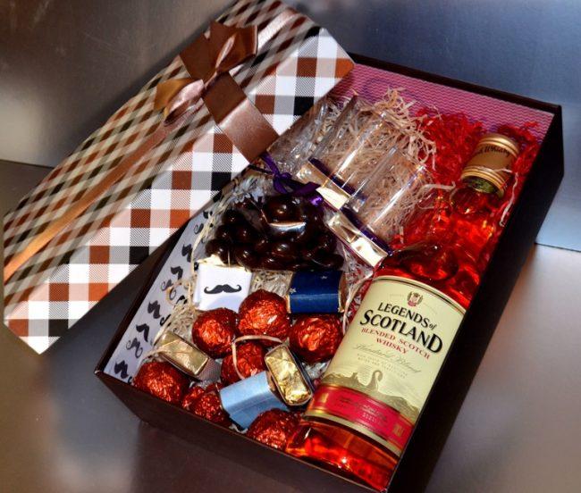 Коробка подарков