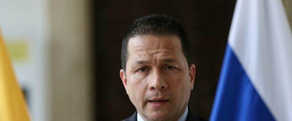 Посол Венесуэлы в России Карлос Рафаэль Фариа Тортоса
