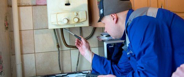 Проверка газовой колонки