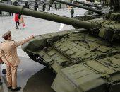 Российская военная техника на выставке