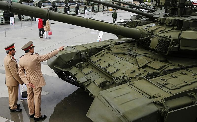 Россия потеряет второе место по экспорту оружия