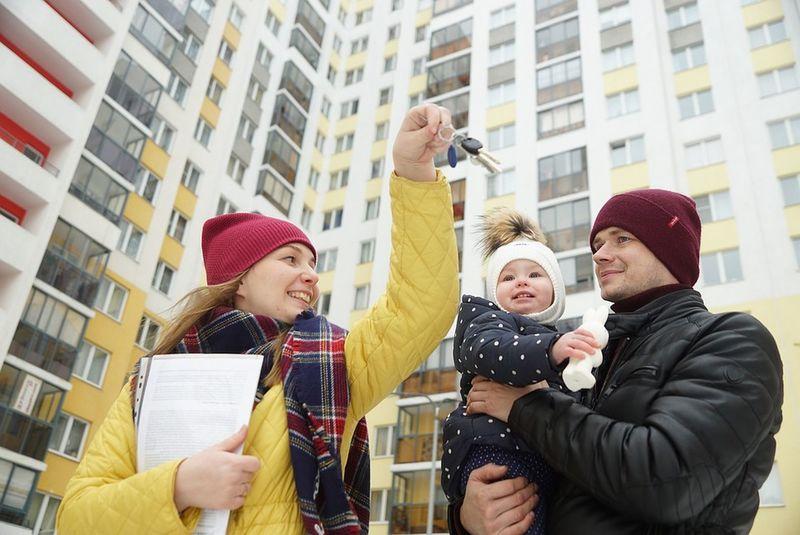 Молодые семьи могут освободить от НДФЛ при продаже квартиры