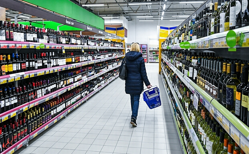 В 2018 году продажи алкоголя по стране выросли на 4,6%