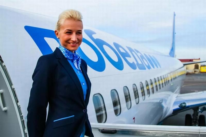 «Победа» заняла третье место по числу перевезённых пассажиров