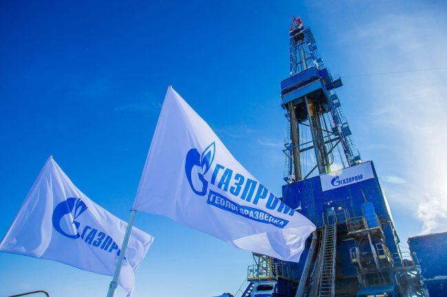 Вышка «Газпрома»