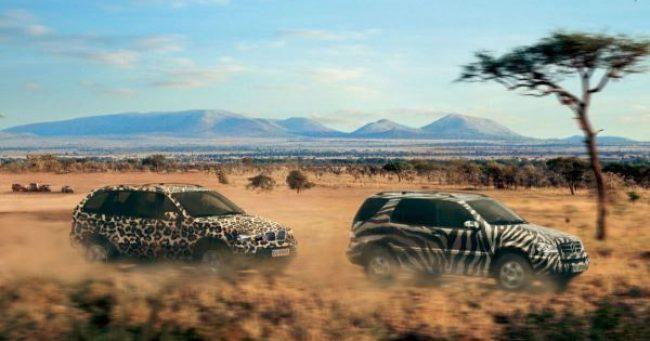Реклама BMW, троллящая Mercedes