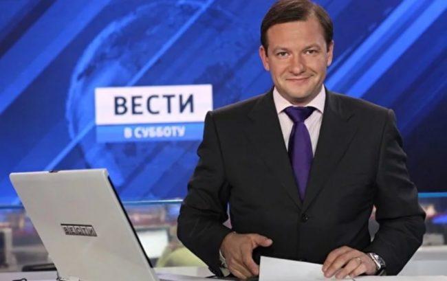 Сергей Брилёв в программе Вести в субботу