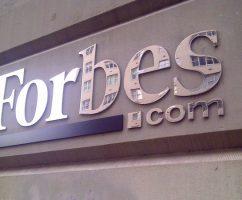 Forbes составил рейтинг надежных банков России