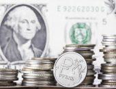Рубль растет на открытии торгов