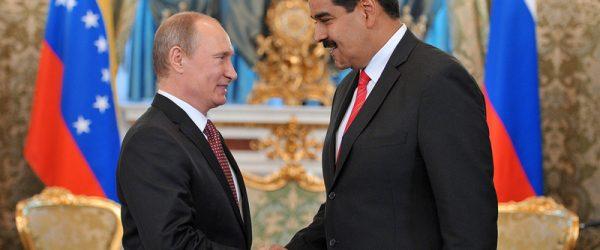 Россия может зеркально ответить на санкции США из-за Венесуэлы