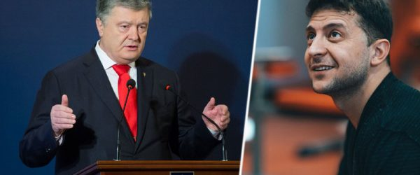 Перед дебатами Порошенко и Зеленский сдали анализы на наркотики