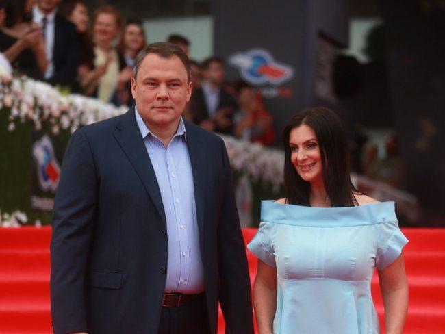 Пётр Толстой и Екатерина Стриженова