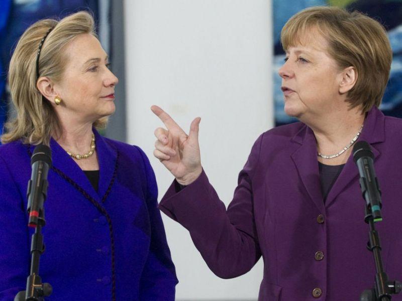 7 самых влиятельных женщин-политиков в мире