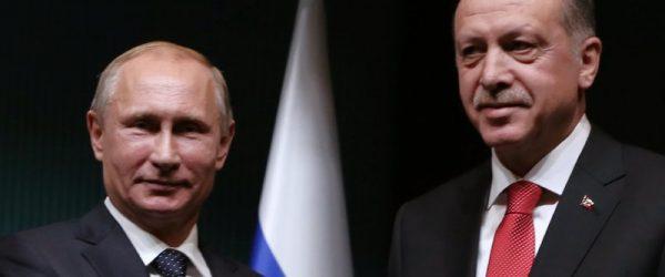Путин и Эрдоган не смогли договориться о цене на российский газ