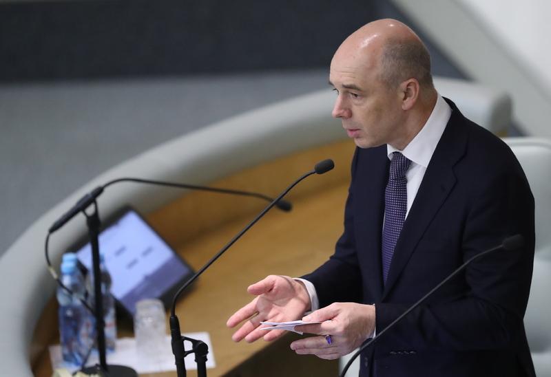Вице-премьер Силуанов заявил, что эффект от повышения НДС проявится во второй половине 2019 года