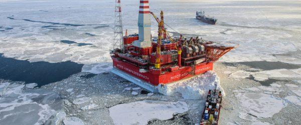 Минприроды призвало усилить бурение на шельфе Арктики