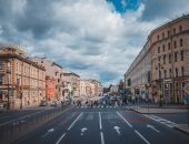 В Петербурге после зимы вымыли уже 600 улиц
