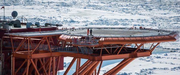 Минприроды может допустить иностранцев к шельфу Арктики
