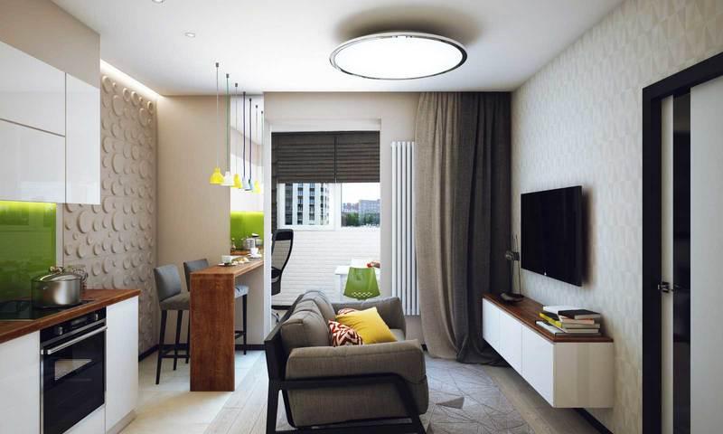 Жители столицы стали чаще покупать квартиры меньшей площади