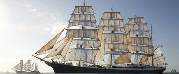 Названа причина недопуска парусника «Седов» в воды Эстонии