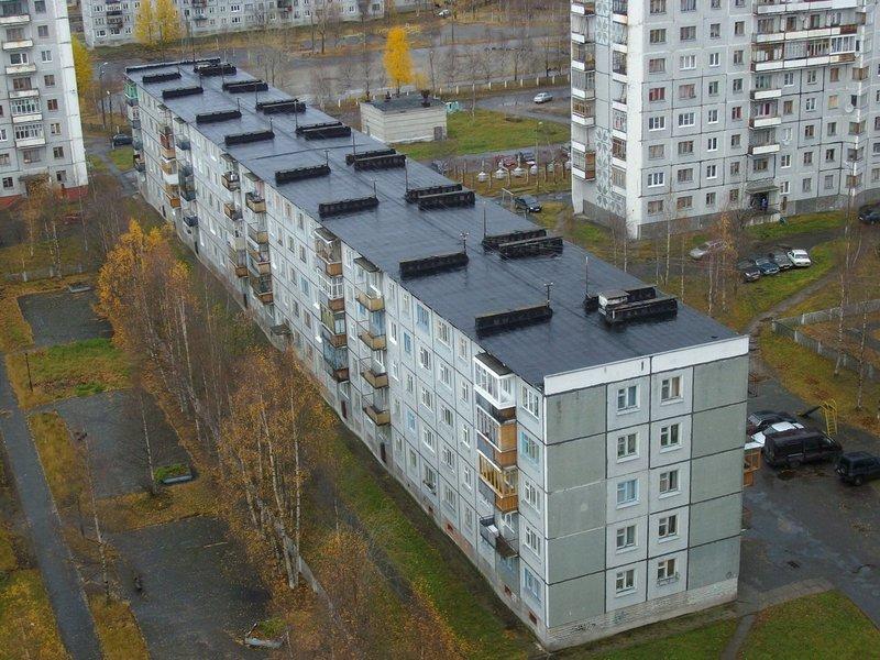 Вторичное жильё в российских регионах стремительно дорожает