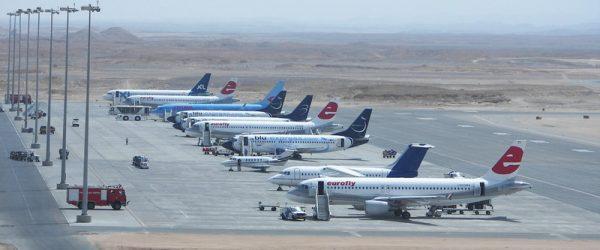 Российские эксперты в конце апреля проверят аэропорты Египта