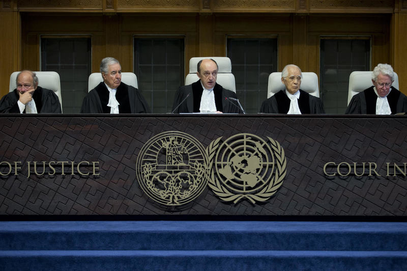 Реакция МИД РФ на обращение Украины в Международный трибунал последовала незамедлительно