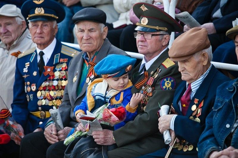 Ветеранам войны повысили пенсии