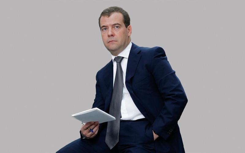 По мнению премьер-министра Медведева, Украина и Россия могут наладить отношения