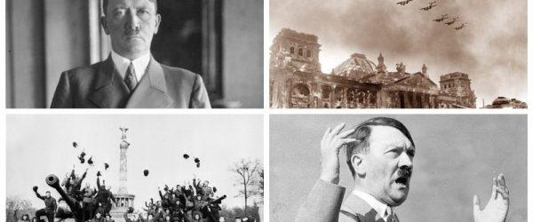 Документы о бегстве Адольфа Гитлера рассекретили в ФБР