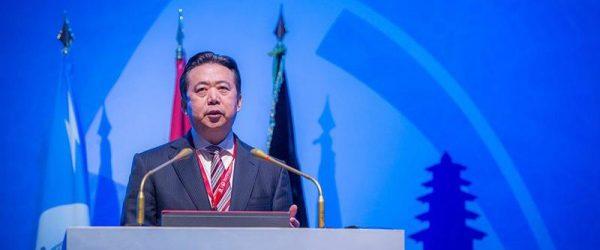 Верховная народная прокуратура КНР решила задержать экс-главу Интерпола
