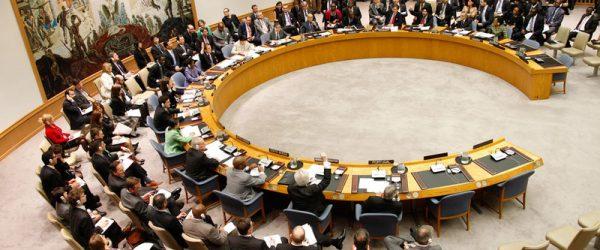 Киев запросил организовать экстренное заседание Совбеза ООН