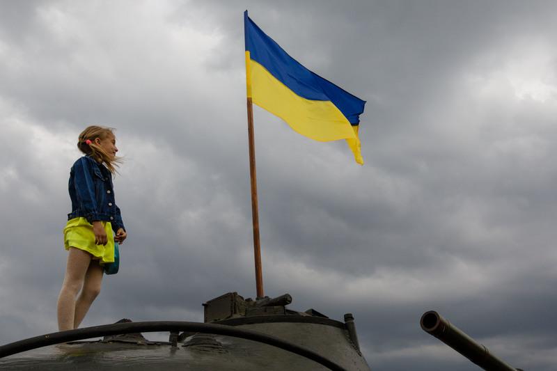 В Киеве приняли закон об исключительности украинского языка