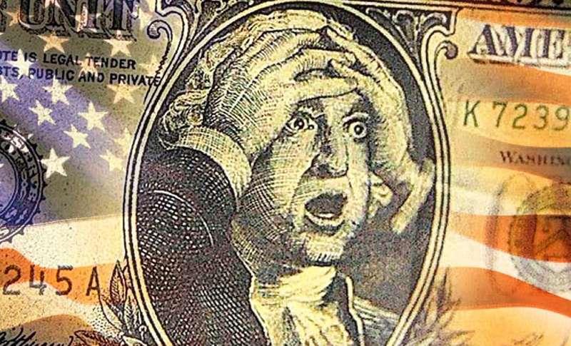 Рост общемирового долга приведёт к небывалому кризису