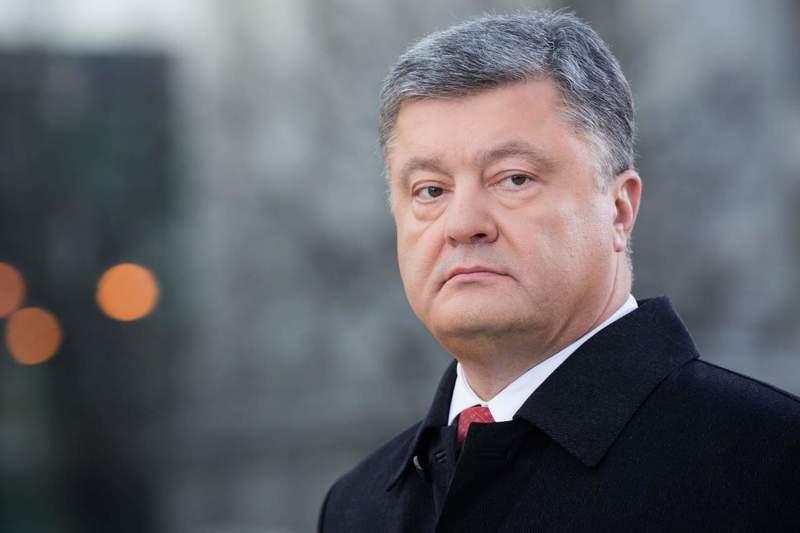Генеральная прокуратура Украины начала расследования после жалобы судей на Петра Порошенко