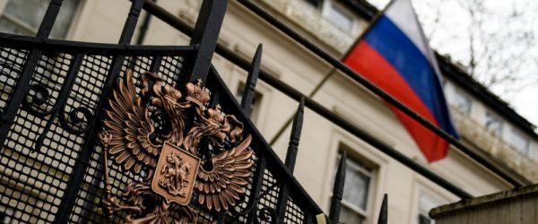 Посольство РФ увидело провокацию спецслужб США в деле Тищенко
