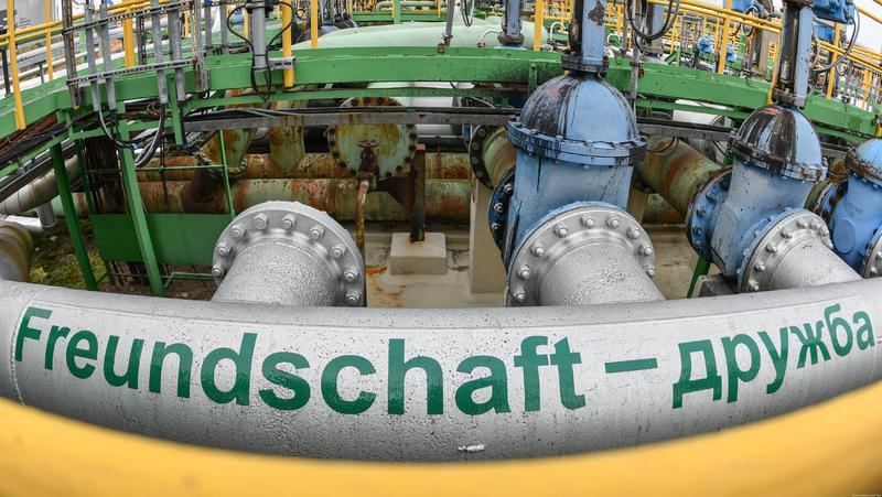Для возобновления транзита российской нефти Минск ждёт ответа от Польши и Украины