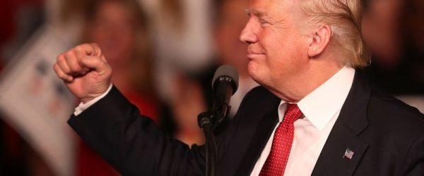 Конгресс Соединённых Штатов Америки согласился временно не раскрывать финансы Дональда Трампа