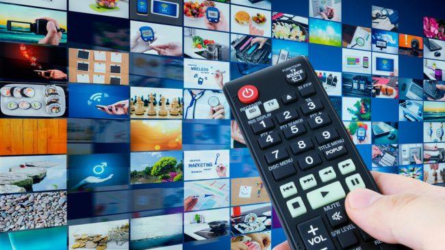 Цифровое вещание