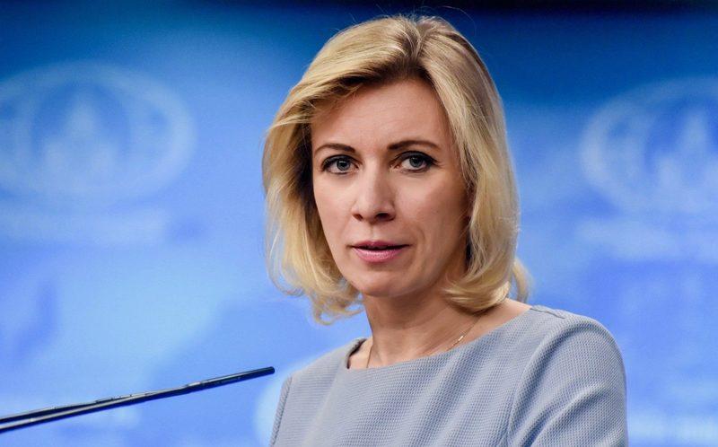 Стратегию Владимира Зеленского по«возвращению Крыма» оценила Мария Захарова