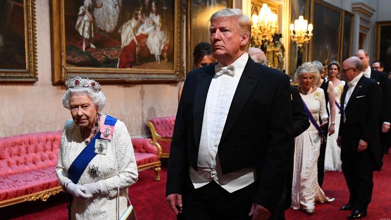 Президент Дональд Трамп пообещал Великобритании «феноменальную сделку» после Brexit