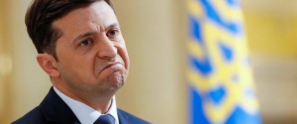 Зеленский покинул заседание Конституционного суда по роспуску Рады