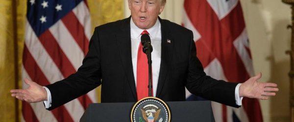 Трамп по ошибке назвал наследника британского престола «принцем китов»