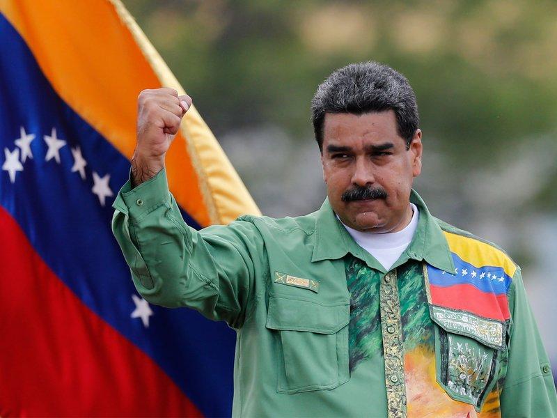 Евросоюз может ввести ограничительные санкции против Николаса Мадуро