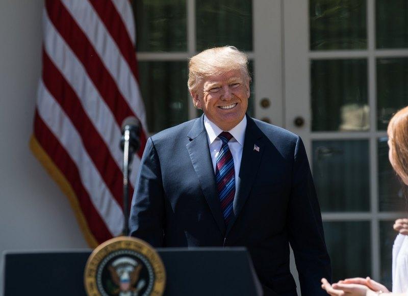 Дональд Трамп примет участие в президентских выборах в 2020 году