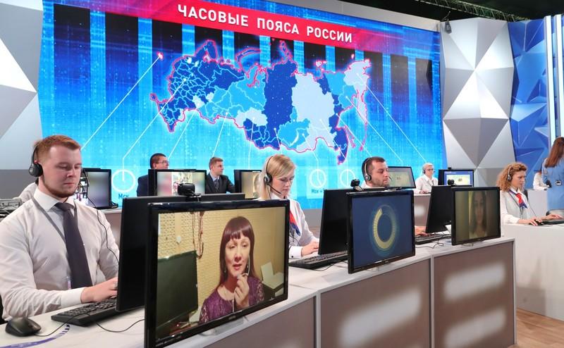 Президент Владимир Путин сравнил потери Запада и РФ от санкций