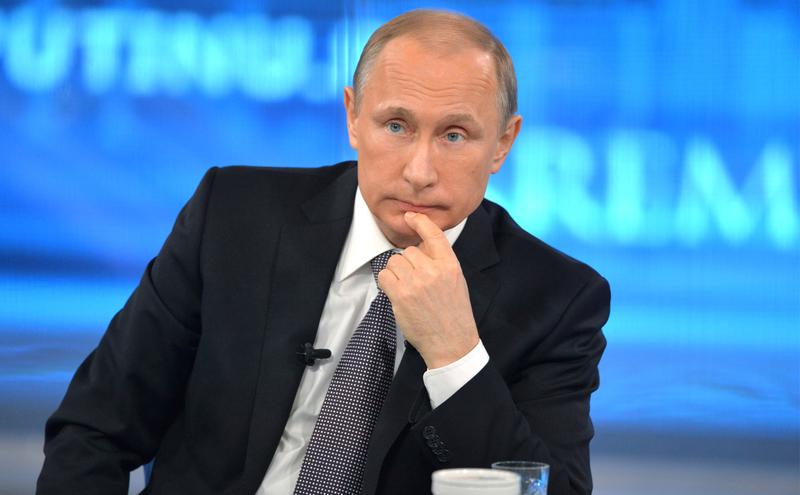 Пожарный из Калининграда пожаловался Путину на зарплату