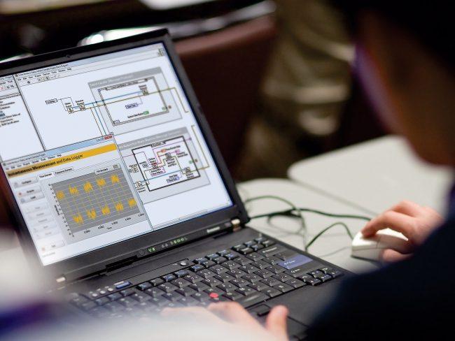 Разработка компьютерных программ