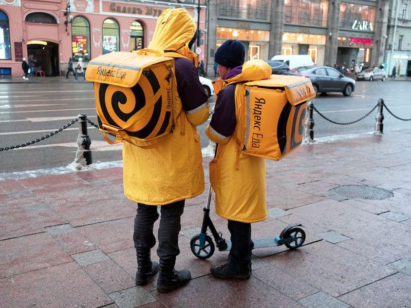 Сколько зарабатывает курьер в «Яндекс.Еде»: можно ли стать богатым на доставке