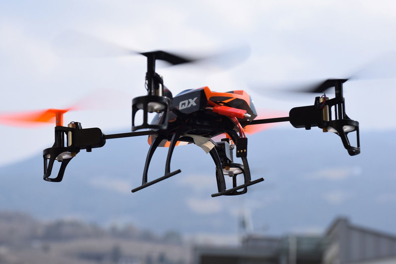 Путин подписал закон, который увеличил штрафы за полёты дронов над запретными зонами